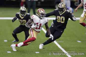 Finally, a dynamic punt returner? 49ers' Brandon Aiyuk is willing