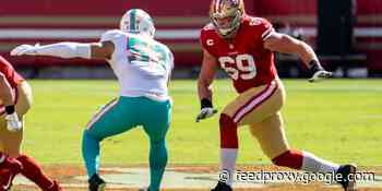 49ers' Mike McGlinchey bringing new mental, physical approach to 2021