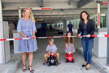 Neues Parkhaus an den Sana Kliniken Duisburg eröffnet - Lokalklick.eu - Online-Zeitung Rhein-Ruhr