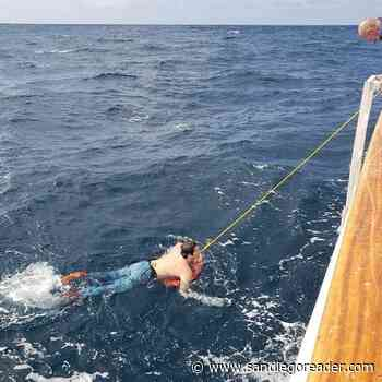 Best Catch of the Season? Ocean Odyssey Crew Finds Missing Free Diver.