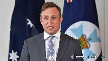 Live: Queensland Deputy Premier Steven Miles is providing a COVID-19 update