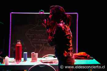 Nuevo estreno teatral de Matucana 100 aborda los feminicidios bajo la dirección de Andrea Giadach - El Desconcierto