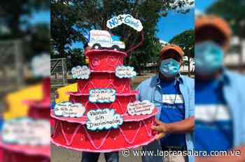 """En El Tocuyo """"cantan el cumpleaños"""" a la falta de ambulancias - La Prensa de Lara"""
