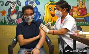 Coronavirus India Highlights: 41,831 Fresh Coronavirus Cases In India, 541 Deaths In A Day - NDTV