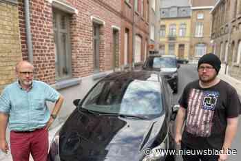 """Hier lopen de vandalen over de auto's: """"Schade kan oplopen tot in de duizenden euro's"""" - Het Nieuwsblad"""