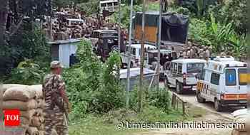 Assam & Mizoram bury hatchet on Shah prod; FIR on Sarma to be nixed
