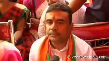 Did a sitting judge of Calcutta HC meet advocate of prime accused of major scam? Suvendu Adhikari alleges