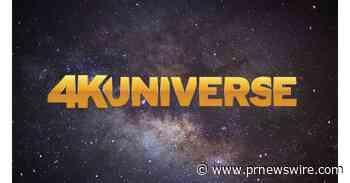 4KUniverse 'Tournament of Universes' Franchises to Sell at $25 million Per Team