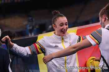 Hoe Nina Derwael Belgische sport- én turngeschiedenis schreef