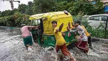 IMD predicts rainfall in Delhi-Noida