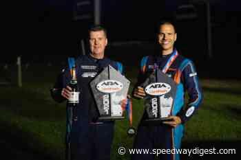 David Higgins Wins 2021 New England Forest Rally - Speedway Digest