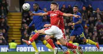 Former Nottingham Forest winger finds new club after City Ground exit - Nottinghamshire Live