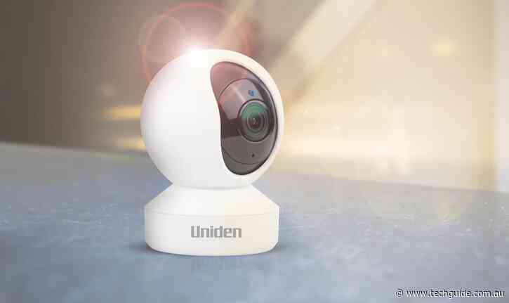 Uniden Guardian App Cam Home+ review – indoor security camera that pans and tilts