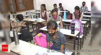 Coronavirus live updates: Schools open in Punjab after over a year with relaxations in Covid-19 restrictions - Times of India