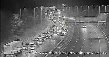 Angry M60 drivers called 999 to moan about delays