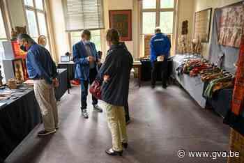 Etnografisch museum verkoopt in kasteel Ieperman deel van eigen collectie - Gazet van Antwerpen
