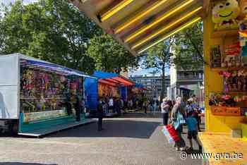 Kermis gestart in Wilrijk, die moet afgelaste Jaarmarkt wat doen vergeten - Gazet van Antwerpen