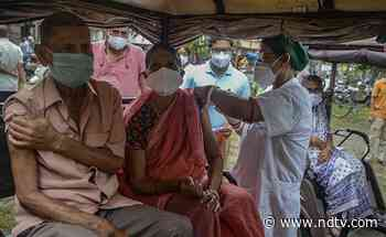 Coronavirus India LIVE Updates: 40,134 Fresh Coronavirus Cases, 422 Deaths In India In A Day - NDTV