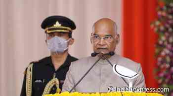 Tamil Nadu Chennai Live Updates: President Kovind to commence TN tour today; Over 5000 police personnel, five-tier security in place - The Indian Express