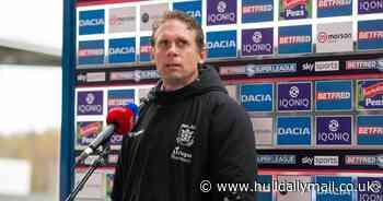 Brett Hodgson discusses Hull FC's biggest challenge ahead of St Helens test