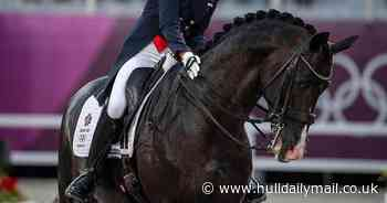 Who is East Yorkshire's Olympics dressage hero Charlotte Fry