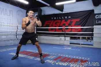 Bob Arum hopes to secure Teofimo Lopez vs. George Kambosos Jr for September