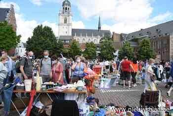 Rommelmarkt solidair met slachtoffers overstromingen (Halle) - Het Nieuwsblad