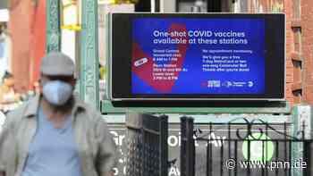 Impf-Nachfrage in den USA steigt wieder - Potsdamer Neueste Nachrichten