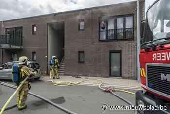 Brand verwoest keuken dag voor gezin verhuist (Roeselare) - Het Nieuwsblad