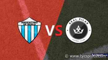 Argentino de Merlo y Real Pilar igualaron 2 a 2 - TyC Sports
