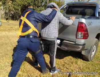 Un detenido en Villa de Merlo por atacar a su pareja - Infomerlo.com