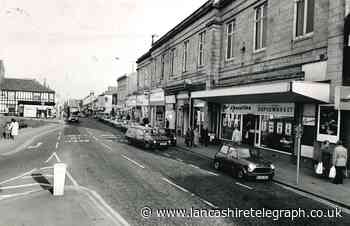 Photo takes us on trip into sunny Darwen in the Eighties