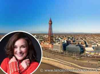Strictly Come Dancing's Shirley Ballas to switch on Blackpool illuminations