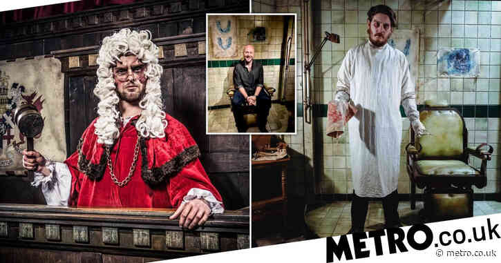 London Dungeon's performance manager reveals the show's scariest secrets