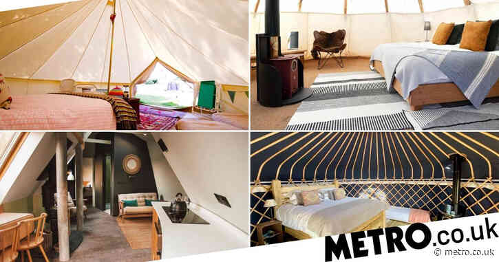 Five of the best UK glamping sites where you can stay this summer