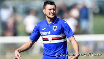 Sampdoria, D'Aversa riparte da Ferrari: si può puntare sul difensore? - Samp News 24