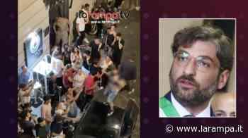 Malamovida Aversa e atto vandalico consigliera comunale: la condanna del sindaco Golia - La Rampa