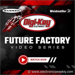 Digi-Key showcases Factory Tomorrow video series