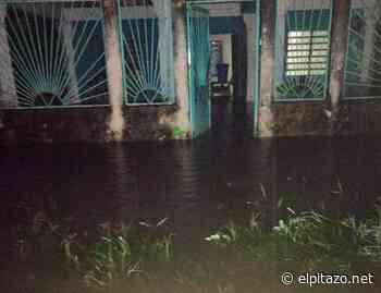 Cojedes   25 viviendas están afectadas por inundación en San Carlos - El Pitazo