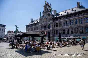 """Toerisme trekt weer beetje aan in Antwerpen: """"En augustus kan alleen maar beter worden"""" - Het Nieuwsblad"""