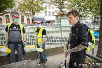 """Op stap met de Spuitenpatrouille: """"Genot is ver weg, dit is pure miserie"""" - Gazet van Antwerpen"""
