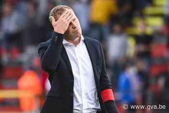 """REACTIES. Vrancken uitzinnig van woede: """"Grootste teleurstel... - Gazet van Antwerpen"""