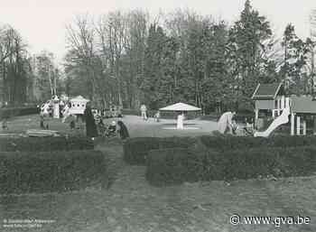 Zo was de Antwerpse zomer in de vorige eeuw: speeltuinen - Gazet van Antwerpen