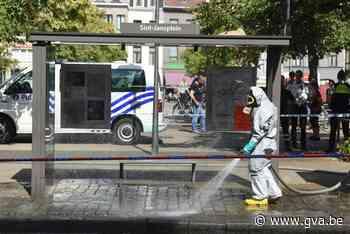 Sint-Jansplein vooral bekend van incidenten, waaronder zuurg... (Antwerpen) - Gazet van Antwerpen Mobile - Gazet van Antwerpen