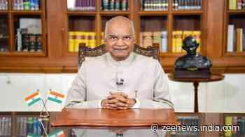 Five tier security cover, 5,000 police personnel deployed for President Ram Nath Kovind's 5-day Tamil Nadu visit