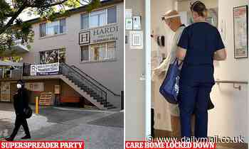 Covid-19 Sydney: Christmas in July party at Summer Hill nursing home linked to 20 cases