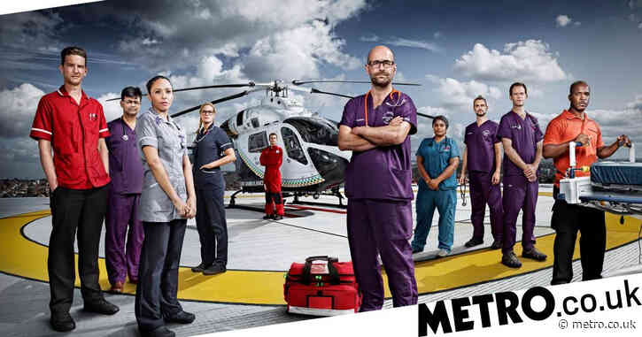 24 Hours In A&E announced major relocation plans as show leaves London