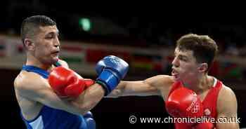 Washington's Pat McCormack guarantees place on Olympic boxing podium