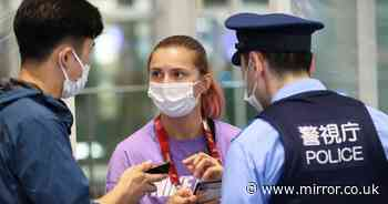 Belarus athlete taken to airport against her will is 'safe and secure' in Tokyo