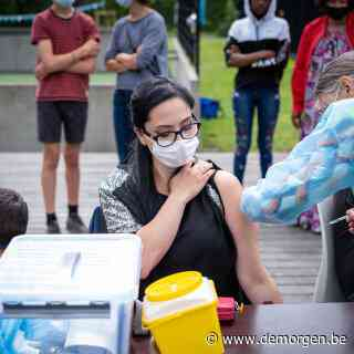 Waar ligt de eindmeet van de Belgische vaccinatiecampagne? Niemand weet het